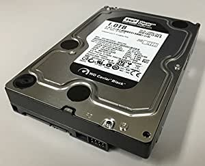 【Western Digital】 WD Black 3.5inch HDD 1TB SATA 7200回転 64Mキャッシュ 512セクタ(非AFT) WD1001FAES