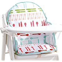 East Coast Dinnertime Insert for 6- months (White )