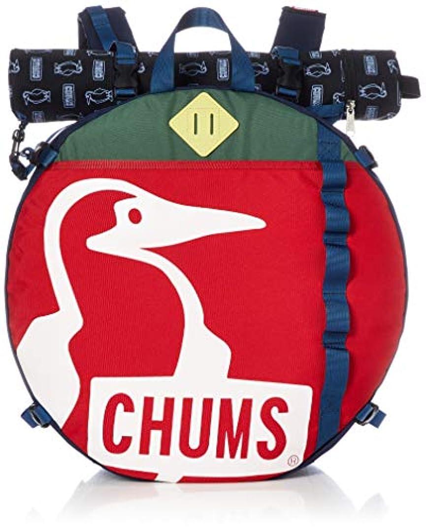 真夜中保証するヒープ[チャムス] Drumet Day Pack Eco Drumet Day Pack Eco CH60-2304