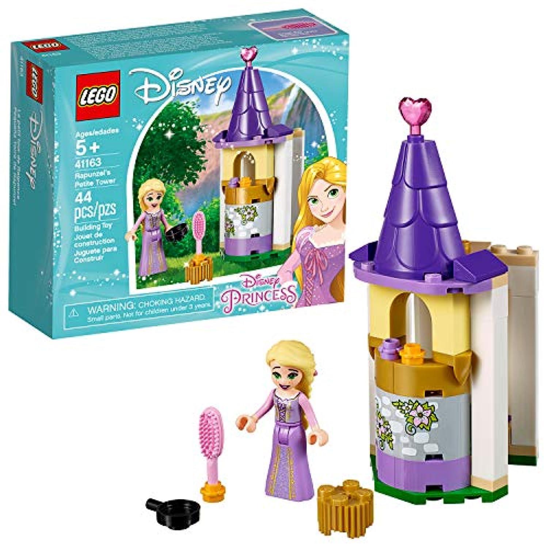 レゴ(LEGO) ディズニープリンセス ラプンツェルと小さな塔 41163 ブロック おもちゃ 女の子