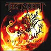 Days Of Darkness ( 2 CD Set ) by Testament (2004-08-24)