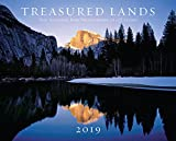Treasured Lands 2019 Calendar: The National Park Photography of Q.t. Luong
