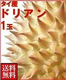 南国フルーツ タイ産ドリアン1玉 (6月中旬頃順次発送予定です。)