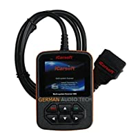 iCarsoft i906 Volvo/Saab OBD2 DIAGNOSTIC SCANNER Multi-System Engine ABS SRS [並行輸入品]