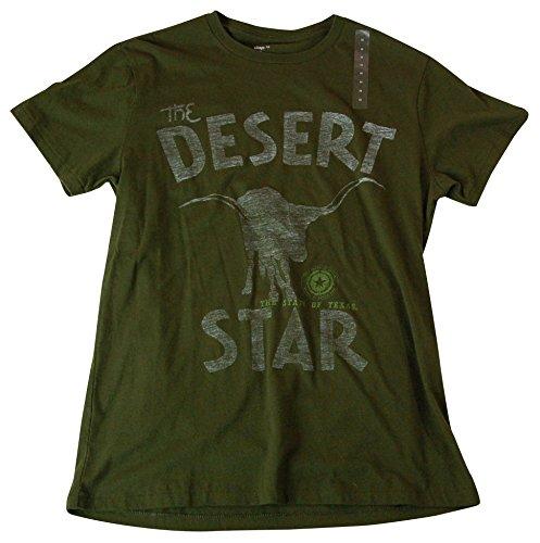 T-shirt/濃いグリーン ギャップ