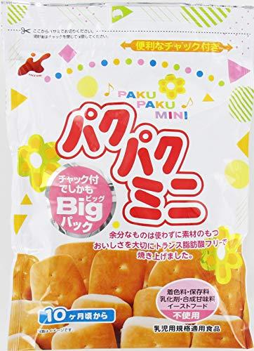 カネ増製菓 パクパクミニ 105g ×12袋