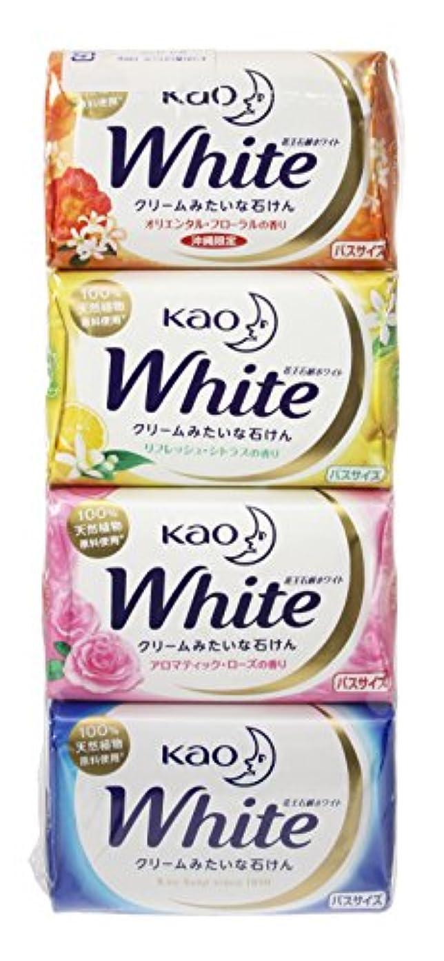 規制最大化する戸棚花王ホワイト 石ケン 130GX12個