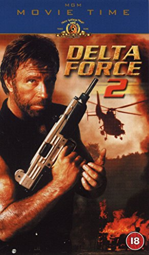 Delta Force 2: The Colombian Connection [VHS] [Import]