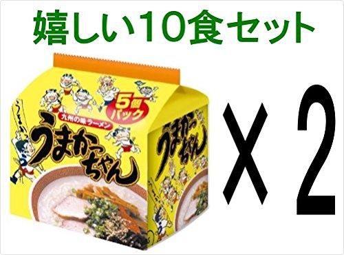 【10食セット】うまかっちゃんオリジナル 九州の味ラーメン 調