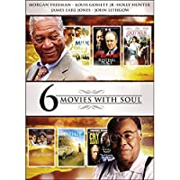 Vol. 2-6 Movies With Soul [DVD] [Import]