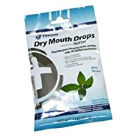Hager Pharma Dry Mouth Drops, Mint, 2 Ounce by Hager Pharma