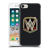 オフィシャル WWE World Heavyweight Champion タイトルベルト ハードバックケース Apple iPhone 7 / iPhone 8
