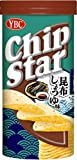 YBC チップスターS 北海道昆布しょうゆ 50g ×8箱
