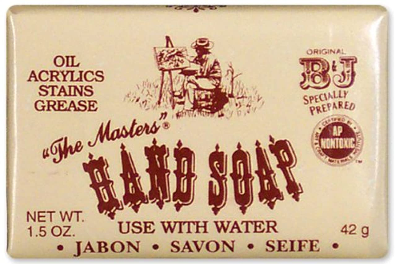 舌シャープ極端なThe Master's Hand Soap-1.4oz (並行輸入品)