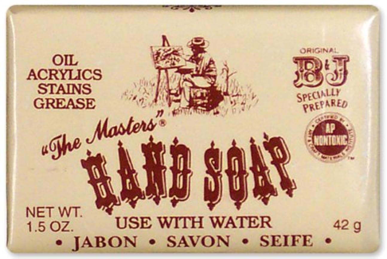 マウントバンク委任するする必要があるThe Master's Hand Soap-1.4oz (並行輸入品)
