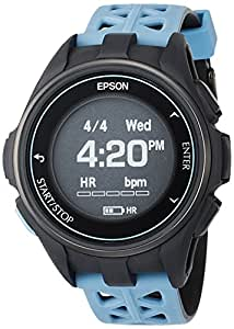 [エプソン リスタブルジーピーエス]EPSON WristableGPS 腕時計 GPSランニングウォッチ 脈拍計測 J-300T