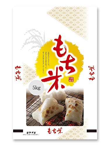 米袋 ラミ フレブレス もち米 もち日和 5kg 1ケース(500枚入) MN-0041
