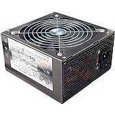 サイズ PC電源 ATX12Vバージョン2.01準拠・13.5cmファン搭載・ファン回転数モニタリング機能搭載 【剛力 550Wモデル(GOURIKI-550A)】