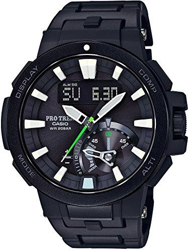 [カシオ]CASIO 腕時計 PROTREK 世界6局対応電波ソーラー PRW-7000FC-1JF メンズ