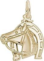 レンブラントHorse Head with Horseshoe Charm