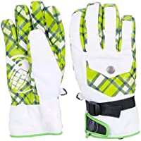 grenadegloves burnburry sub-zero手袋Large : :グリーン