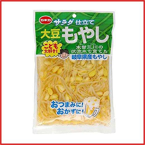 カネカ食品 常温R 10袋 大豆もやし サラダ仕立て 220g