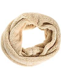 Demiawaking レディース スヌード スカーフ?マフラー もこもこふわふわの柔らか 防寒