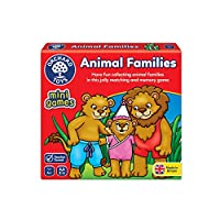 Orchard Toys 362 Animal Family
