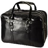 日本の職人が作る!銀行バッグ ビジネスバッグ ボストンバッグ A3ファイル対応 48cm幅 メンズ 紳士 プレゼント 36010018
