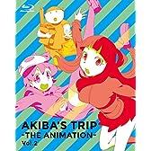 【Amazon.co.jp限定】「AKIBA'S TRIP -THE ANIMATION-」Blu-rayボックスVol.2(全巻購入特典:描き下ろし全巻収納BOX引換シリアルコード付)