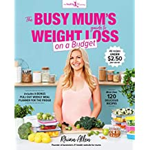 The Busy Mum's Guide to Weight Loss on a Budget