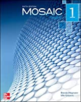 Mosaic Level 1 Reading Student Book plus Registration Code for Connect ESL