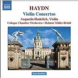 ハイドン:ヴァイオリン協奏曲集 画像