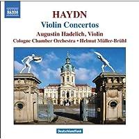 ハイドン:ヴァイオリン協奏曲集