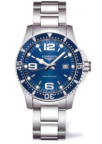 LONGINES[ロンジン] MODEL NO.l3.640.4.96.6 HYDRO CONQUEST Quartz Mens ハイドロ コンクエスト メンズ ダイバーズ 腕時計[並行輸入品]