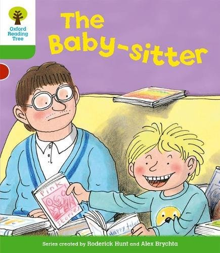 Oxford Reading Tree: Level 2: More Stories A: The Baby-Sitterの詳細を見る