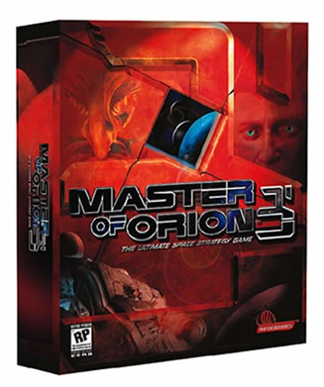 雄弁家墓地医薬品Master of Orion 3 (輸入版)