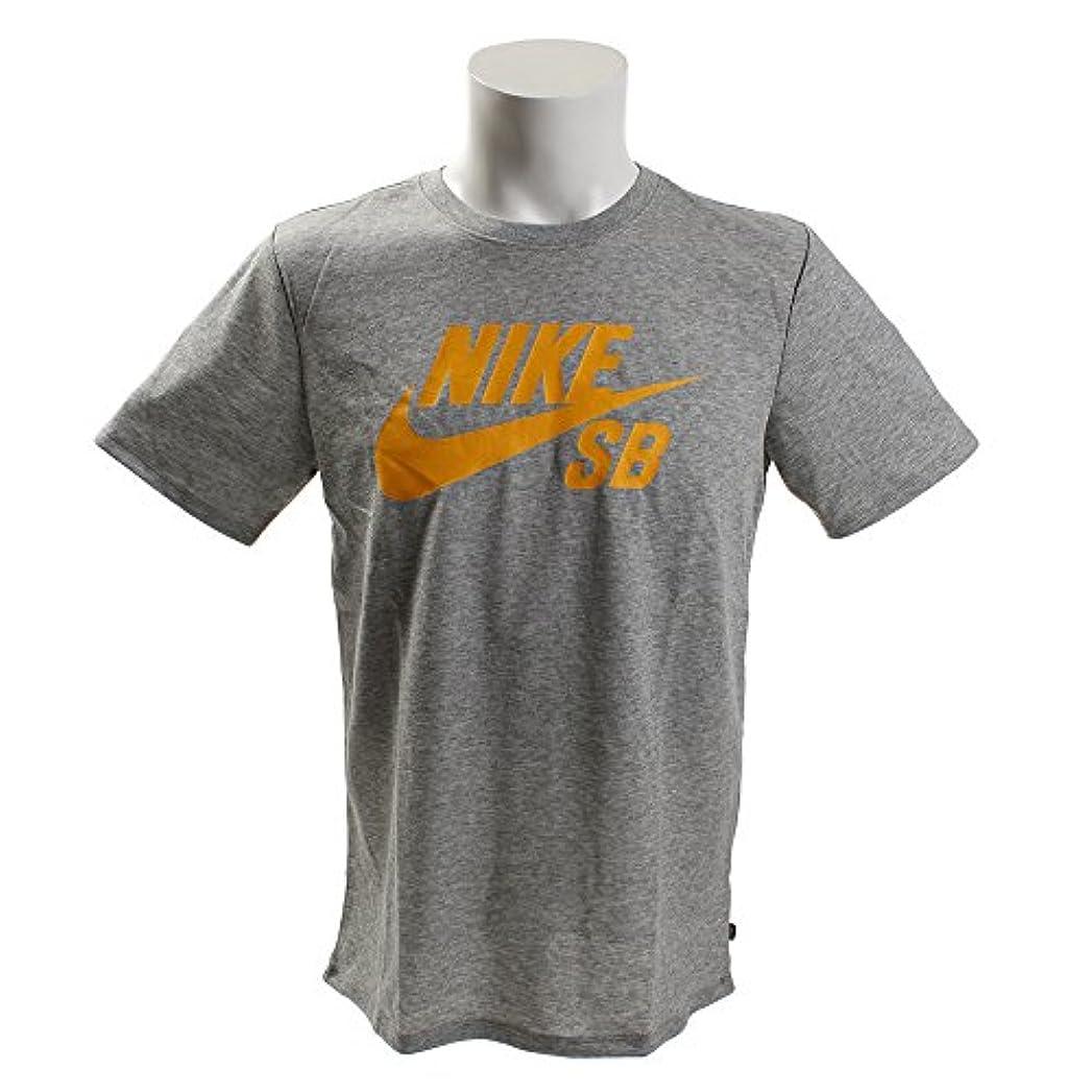ポルノ個人期限ナイキ(ナイキ) SB ドライフィット ロゴ Tシャツ 821947-073SU18