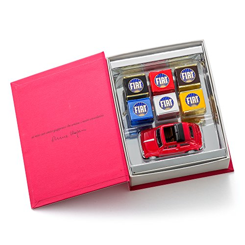 FIATチョコレート・ミニカーセット BOOK ローザ