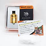 51CPaIohkRL. SL160 - 【海外】「GeekVape Feather Cotton」「Phevanda MTL A2 RDTA」「Vaporesso Luxe 220W TC Kit」「HugsVape Chalice MTL RTA 24mm」