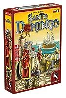 Pegasus Spiele 18145PLIT - Card Game Santo Domingo