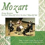 モーツァルト:弦楽四重奏曲第13番&23番