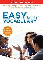 Easy English Vocabulary (ESL)