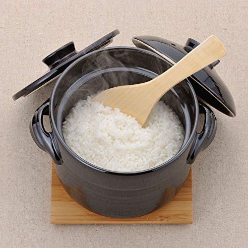 和平フレイズ ご飯土鍋 3合炊き 炊飯 ガス火 電子レンジ対応 レシピ付 おもてなし和食  OR-7110