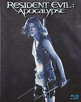 Resident Evil: Apocalypse (Blu-ray Steelbook + Bonus Disc) [Blu-ray]
