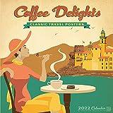 Coffee Delights 2022 Wall Calendar