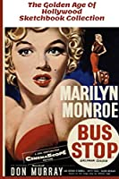 Marilyn - The Golden Age of Hollywood Notebooks: 100 lined pages/6 x 9 in/ vintage style cover