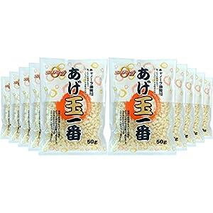ナカガワ あげ玉一番 (レギュラー) 50g×10袋