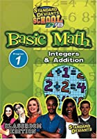 Standard Deviants: Basic Math 1 - Integers & Addit [DVD] [Import]