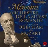 Mozart: Symphonies 31,35 & 39